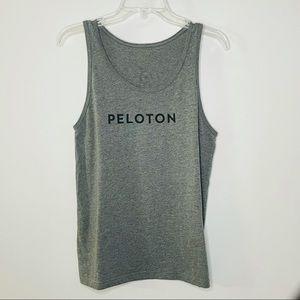 Peloton Gray Women's Tank Top
